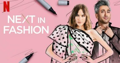 Émission de mode et de couture Next in Fashion sur Netflix